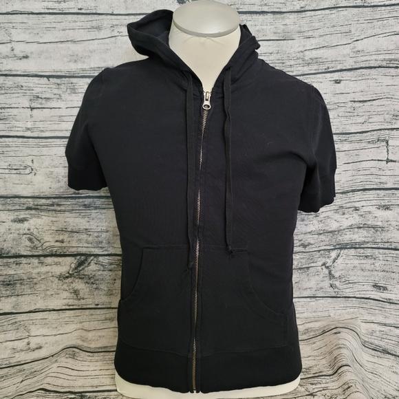 Jones New York Sport Short Sleeve Hooded Vest | LP